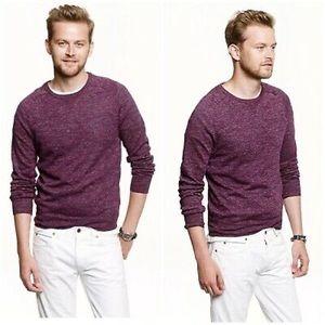 J Crew Sedona Wool Alpaca Blend Pullover Sweater